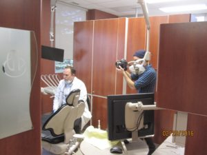 Video pic dentist